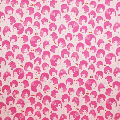 Tela chicas rosas  melody miller B009