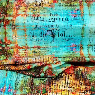 tela de patchwork americana de Tim Holtz para Free Spirit