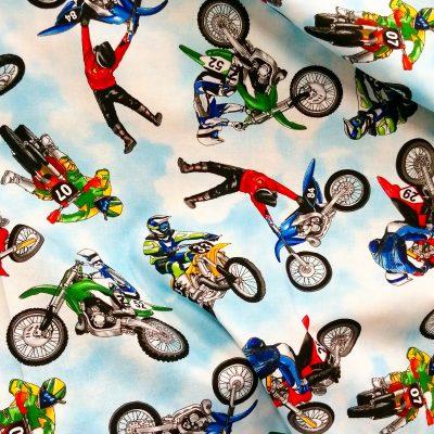 Tela de motos