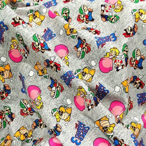 Tela de super Mario Bross
